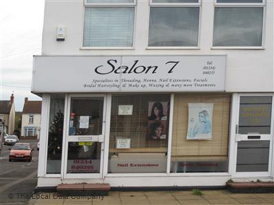 Salon  Bedford