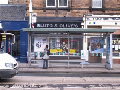 Bluto & Olives Edinburgh