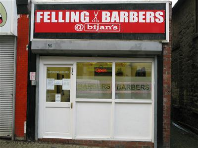 Felling Barbers Gateshead