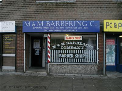 M&M Barbering Co Gateshead