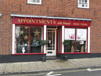 Appointment With Friends Beccles