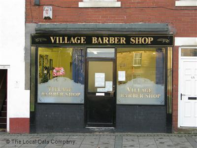 Village Barber Shop Cramlington