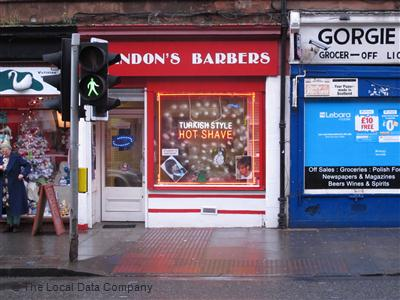 Brandons Barbers Edinburgh
