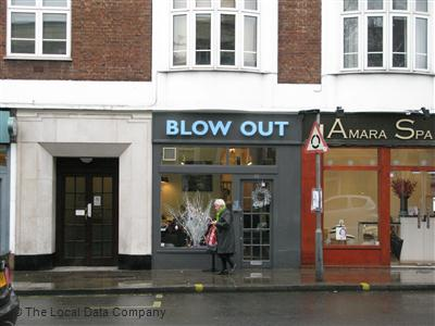 Blow Out London