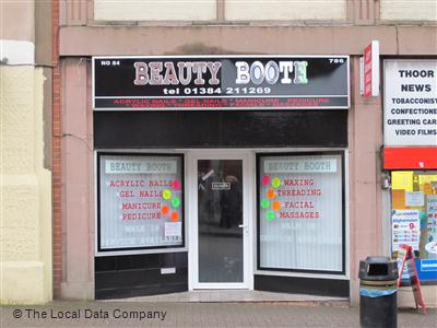 Beauty Booth Dudley
