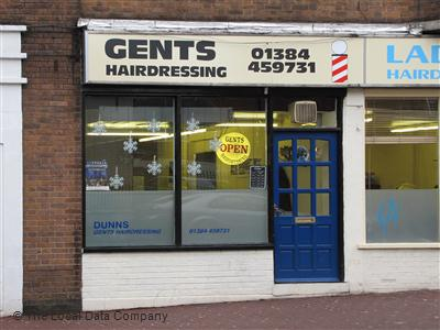 Dunns Gents Hairdressing Dudley