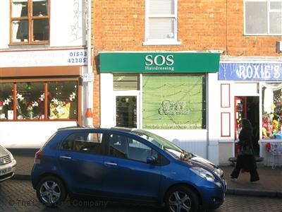 Sos Hairdressing Cannock