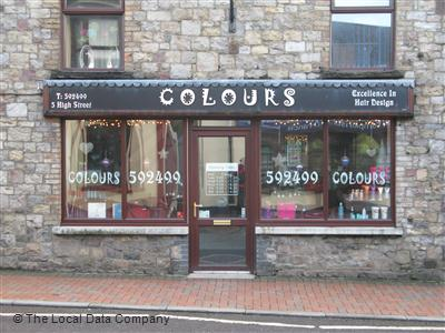 Colours Ammanford