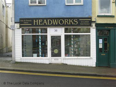Headworks Ammanford