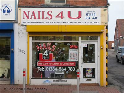 Nails 4 U Cradley Heath