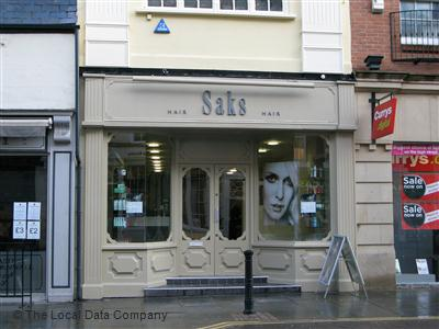 Saks Hair & Beauty Doncaster