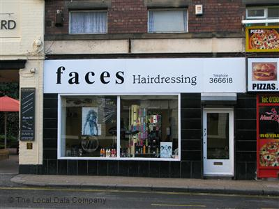Faces Hairdressing Doncaster