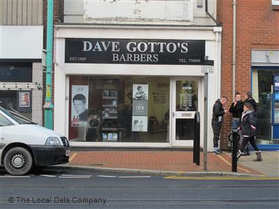 "Dave Gotto""s Barbers Fleetwood"