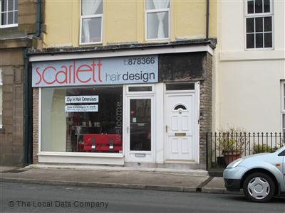 Scarlet Hair Design Fleetwood