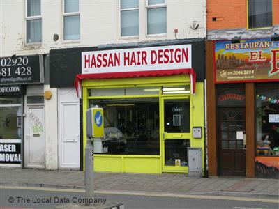 Hassan Hair Design Cardiff