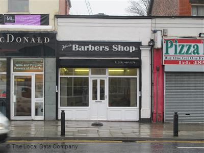 Johns Barber Shop Cheadle