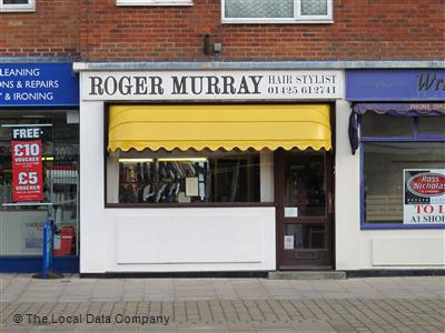 Roger Murray New Milton