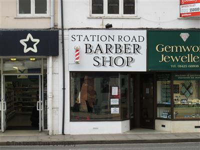 Station Road Barber Shop New Milton