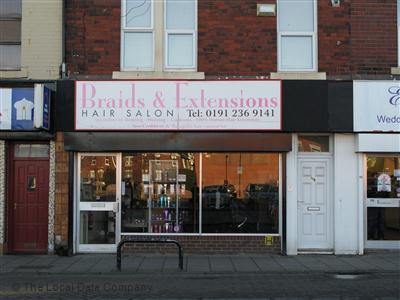 Braids & Extensions Wallsend