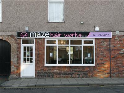 Maze Hair Works Wallsend