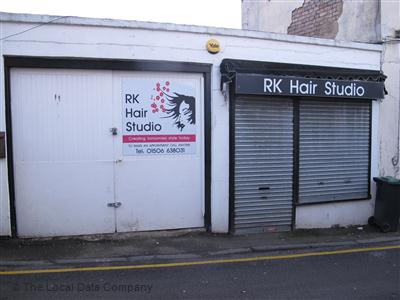 Rk Hair Studio Bathgate