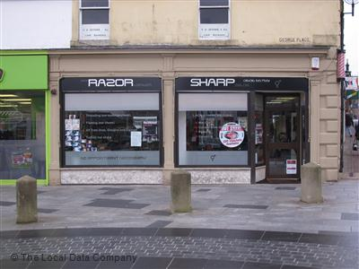 Razor Sharp Bathgate