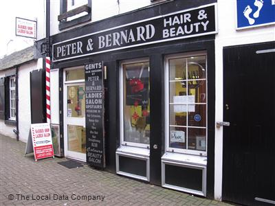 Peter & Bernard Bathgate