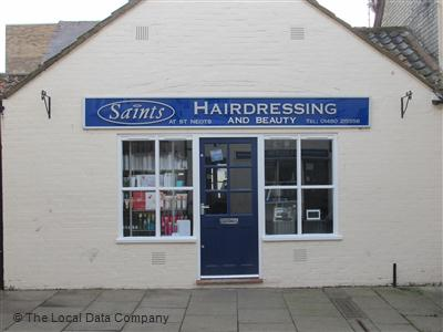Saints Hairdressing St. Neots