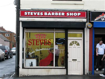 Steves Barber Shop Whitley Bay