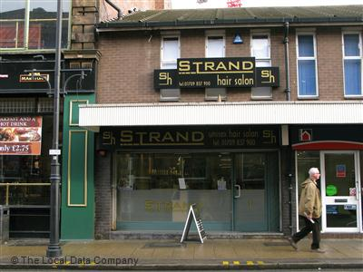 Strand Hair Salon Rotherham