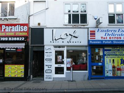 Lox Hair & Beauty Rotherham