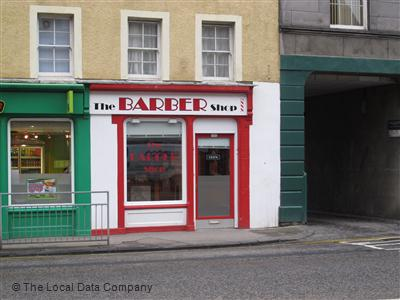 The Barbers Shop Dalkeith