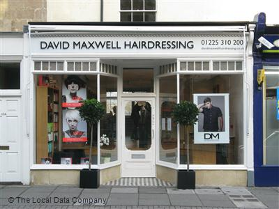 David Maxwell Hairderssing Bath