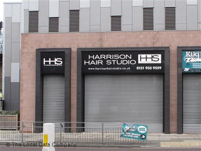 Harrison Hair Studio Bootle