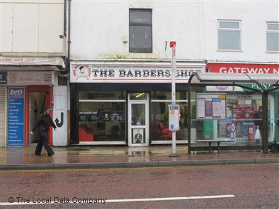 The Barbers Shop Bolton