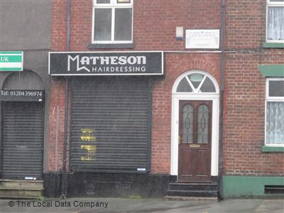 Matheson Hairdressing Bolton