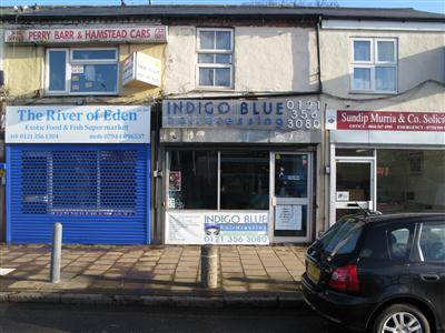 Indigo Blue Hairdressing Birmingham