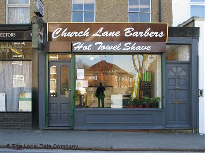 Church Lane Barbers London