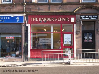 The Barbers Chair Hamilton