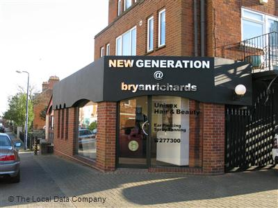 New Generation @ Bryan Richards Felixstowe