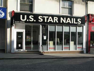 U S Star Nails Felixstowe