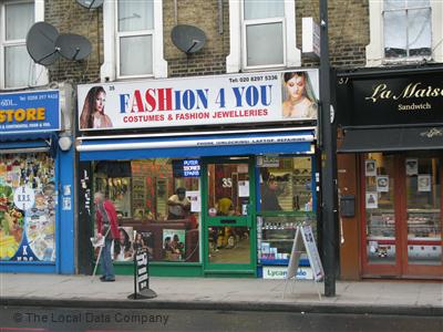 Fashion 4 U London