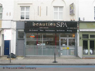 Beauties Spa London