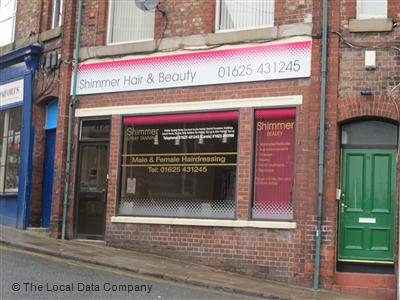 Shimmer Hair & Beauty Macclesfield