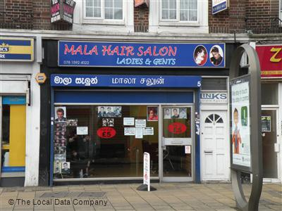 Mala Hair Salon Harrow