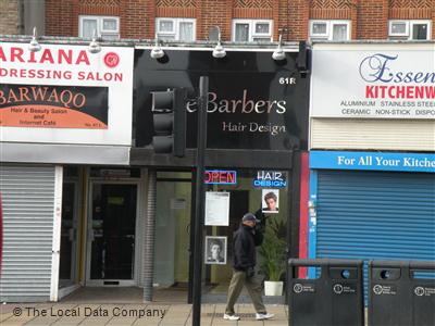 Elite Barbers Harrow