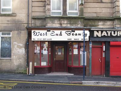 West End Beauty Paisley