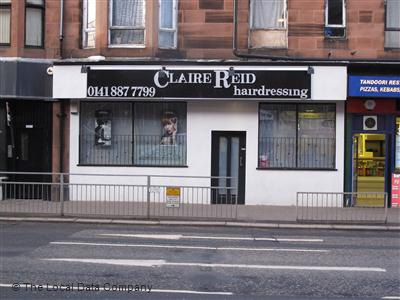 Claire Reid Hairdressing Paisley