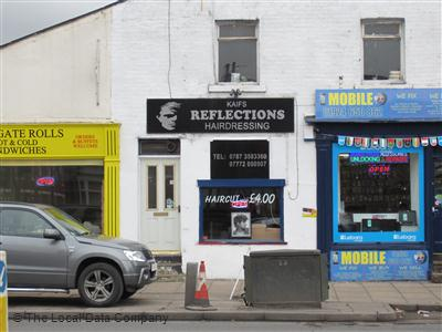 Kaifs Reflections Hairdressing Wakefield