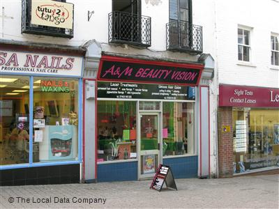 A & M Beauty Vision Basingstoke